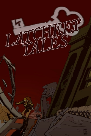 Latchkey Tales October 2015: Clockwise (The Darkest Hour). Solarwyrm Press 2015, cover all rights reserved