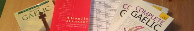 Gaelic Study