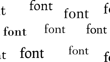 Which font helps you notice your spelling mistakes better Comic Sans Ms or times New Roman?